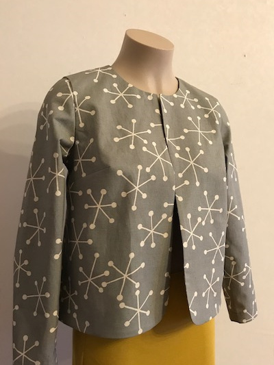 Starburst box jacket