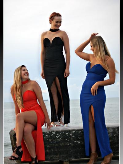 Stars Passion Maxi Dress
