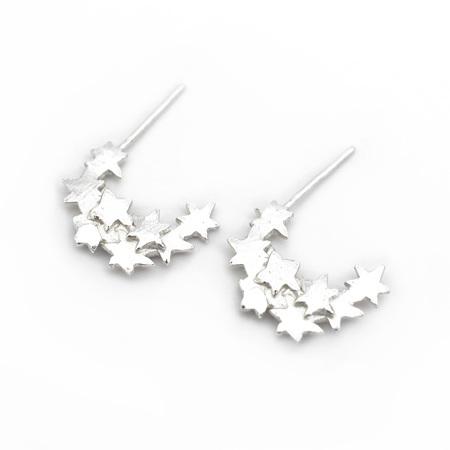 Starstruck Hoop Earrings