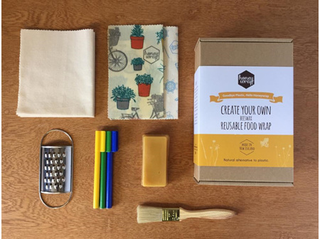 Starter Kit: Create Your Own Honeywrap Kit