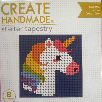 Starter Tapestry - Unicorn