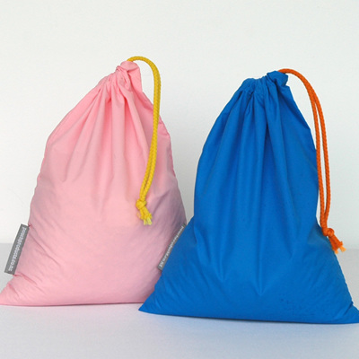 stash pouch 2 pack | one pink, one blue