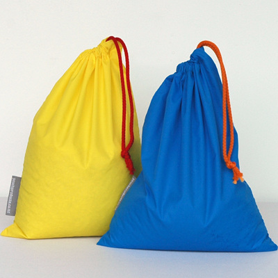 stash pouch 2 pack | one yellow, one blue