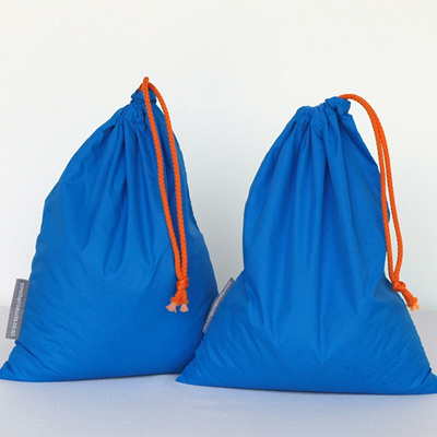 stash pouch 2 pack | two blue