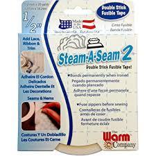 "Steam a Seam 2 1/2"" Fusible Tape"