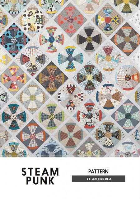 Steam Punk Pattern