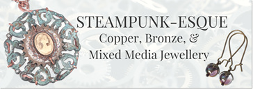 Steampunk. Copper, Bronze & Mixed Media