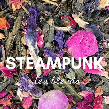 Steampunk Teas
