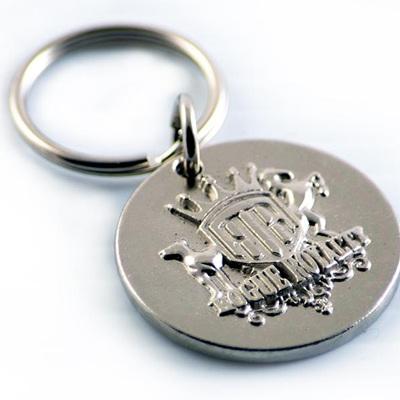 Rogue Royalty Dog Tag - Metal