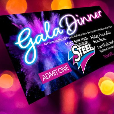 Steel Gala Dinner