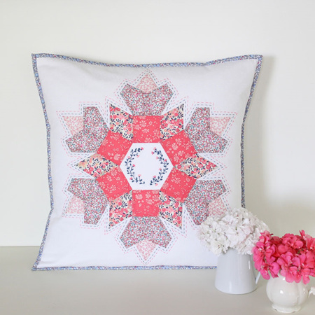 Stella Cushion EPP Project