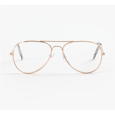 STELLA + GEMMA Amelia Aviator - Blue Light Glasses