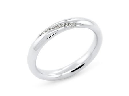 Stellad Evo Delicate Ladies Wedding Ring
