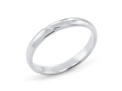 Stellad Evo Men's Wedding Ring
