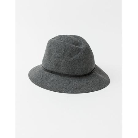 STELLA+GEMMA Wool Hat Grey Marle