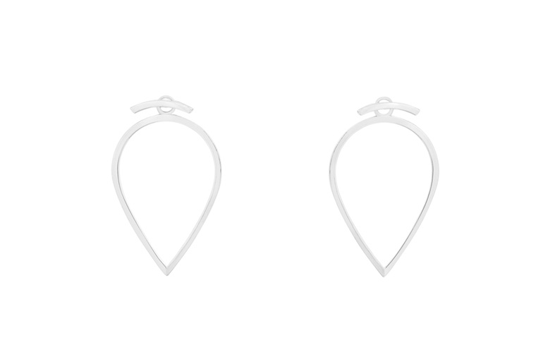 Sterling Silver, Impulse, Earrings, Whim