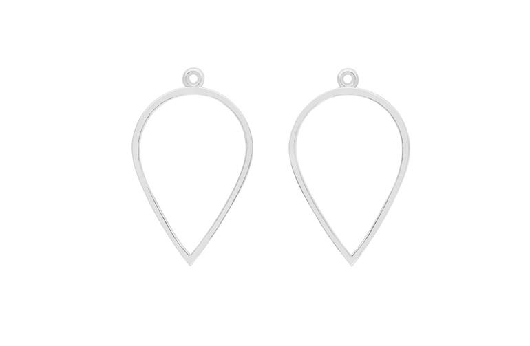 Sterling Silver, Impulse, Earrings, Whim