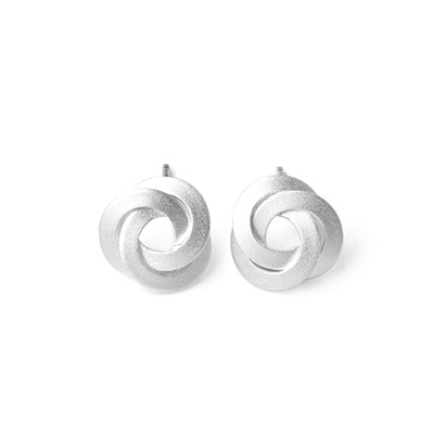 Knotted Up Earrings