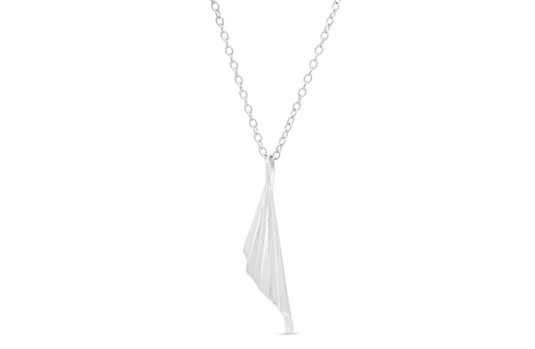 Sterling Silver, Muse Pendant, Whim