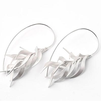 On Fire Earrings