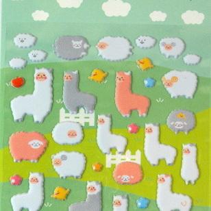 Stickers - Alpacas & Sheep