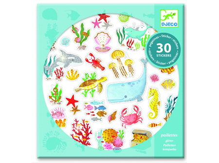 Stickers - Aqua Dream
