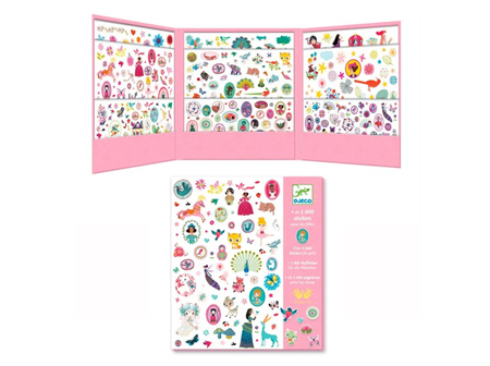 Stickers - For girls 1000pc