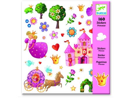 Stickers - Princess Marg