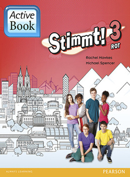 Stimmt! 3 Rot ActiveBook International Subscription