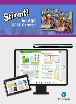 Stimmt! AQA GCSE ActiveLearn Digital Service International Subscription