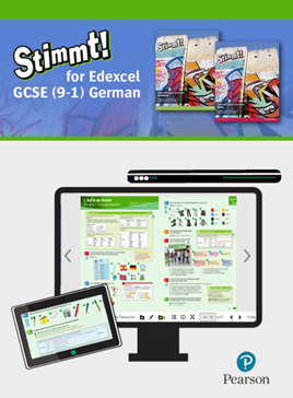 Stimmt! Edexcel GCSE ActiveLearn Digital Service International Subscription