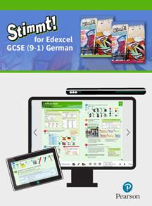 Stimmt! Edexcel GCSE ActiveLearn Digital Service International Subscription