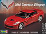 Revell 1/25 2016 Corvette Stingray