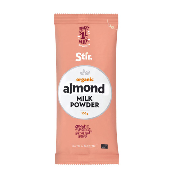 Stir Organic Almond Milk Powder - 100g