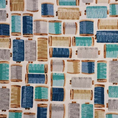 Stitch In Time - Cotton Reels