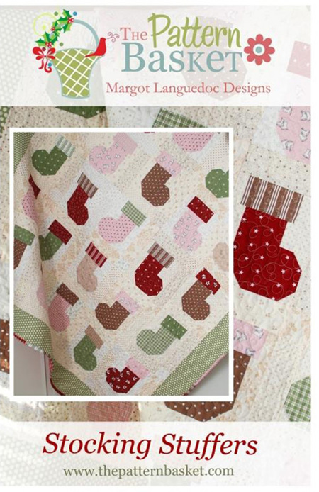 Stocking Stuffers Quilt Pattern from The Pattern Basket