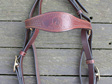 Stockmans Bridle with Wide Browband