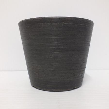 Stonefusion grey mini pot C8331