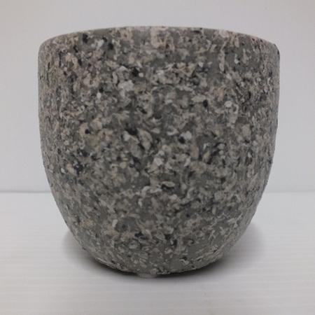 Stonefusion pebble mini pot C8315