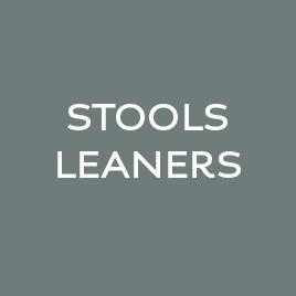 Stools   Leaners