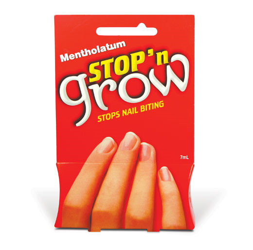 Stop n Grow  Nail  Biting Prevention