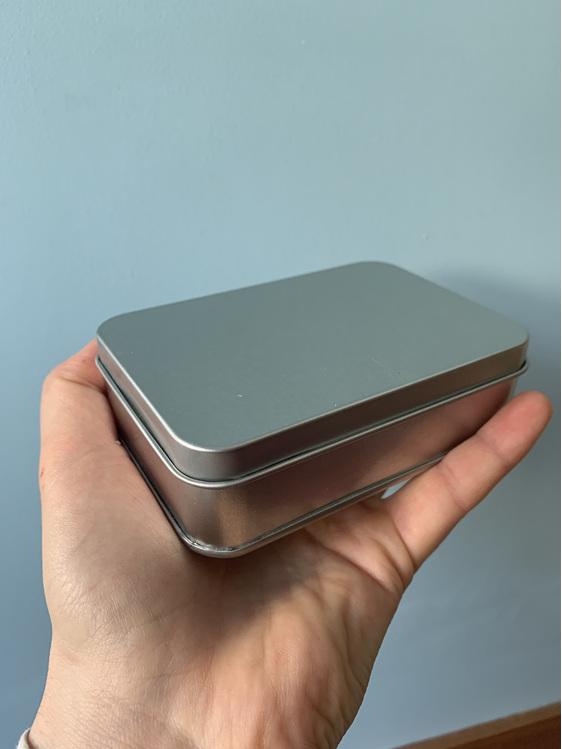 storage tin nz rectangle shape shampoo bars chch