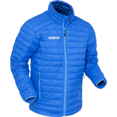 Storm Lightweight Down Jacket Blue