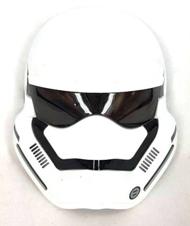 Storm Trooper Mask with Light