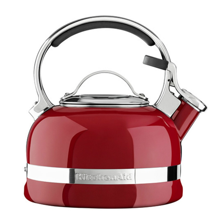 Stovetop Kettle - Empire Red