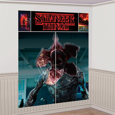 Stranger Things - scene setter design1