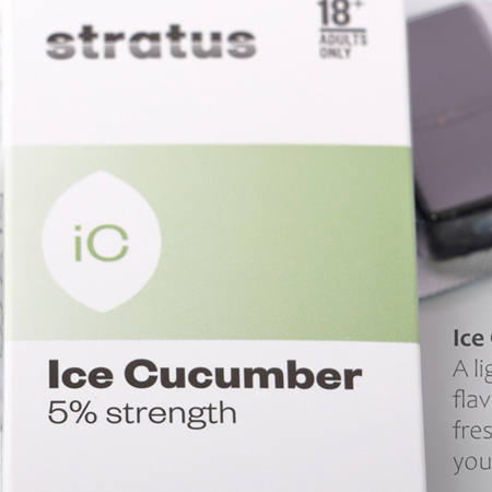 Stratus POD - 4 Pack - Ice Cucumber