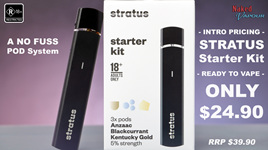 Stratus Starter Kit - POD System