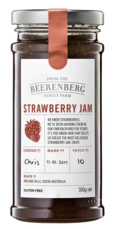 Strawberry Jam - 300g