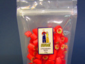 strawberry rock candy bag